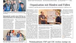 3. Zeitungsbericht (Mai 2017)