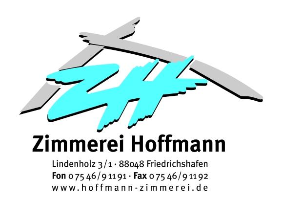 Zimmerei Hoffmann logo hoffmann mit adresse rad roll 2018